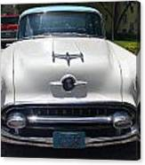 1955 Oldsmobile Ninety-eight Canvas Print