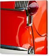 1955 Oldsmobile Taillight Canvas Print