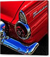 1955 Thunderbird Canvas Print