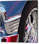 1956 Chevrolet Handyman Wagon Wheel -179c Canvas Print