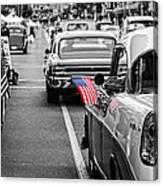 1956 Chevy Canvas Print
