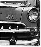 1956 Dodge 500 Series Photo 5 Canvas Print