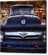 1956 Ford V8 Canvas Print