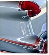 1956 Oldsmobile Taillight Canvas Print