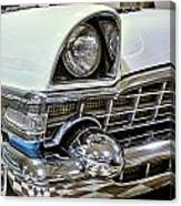1956 Packard Caribbean Grill Canvas Print