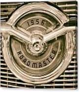 1956 Roadmaster Canvas Print