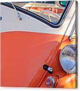1957 Bmw Isetta 300  Canvas Print