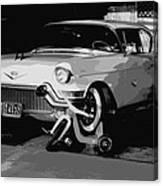1957 Cadillac Canvas Print