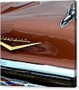 1957 Chevy II Canvas Print