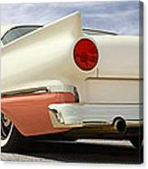 1957 Ford Fairlane Lowrider Canvas Print