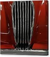 1957 Jaguar XK 140 MC Canvas Print