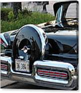 1957 Mercury Turnpike Rear End Canvas Print