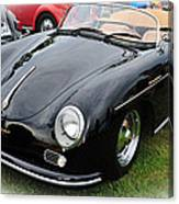 1957 Porsche Speedster 1600 Super Canvas Print