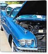 1958 Buick Canvas Print