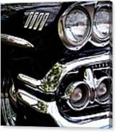 1958 Chevy Bel Air Canvas Print