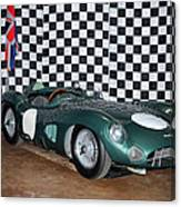 1959 Aston Martin Dbr1 Canvas Print