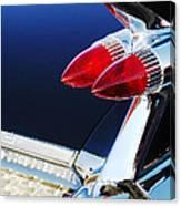 1959 Cadillac Eldorado Taillight -075c Canvas Print