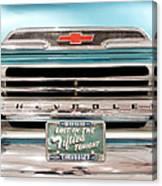1959 Chevrolet Apache 012315 Canvas Print