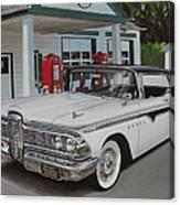 1959 Edsel Ranger Canvas Print