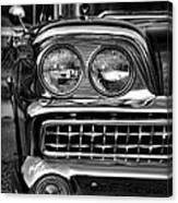 1959 Ford Fairlane 500 Canvas Print