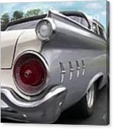 1959 Ford Galaxie Canvas Print