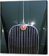1959 Jaguar Xk150 Dhc 5d23301 Canvas Print