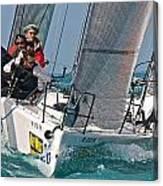 Key West Race Week Canvas Print