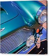 1960 Aston Martin Db4 Series II Grille Canvas Print