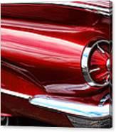1960 Buick Lesabre Canvas Print