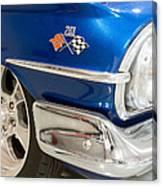 1960 Chevrolet Bel Air 012315 Canvas Print