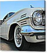 1960 Impala Canvas Print