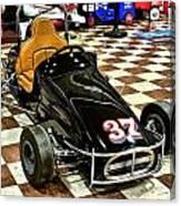 1960 Kris Kraft Quarter Midget Canvas Print