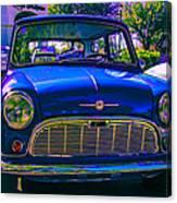 1960 Morris Mini Canvas Print
