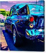 1960 Studebaker Hawk Canvas Print