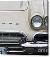 1961 Corvette Canvas Print
