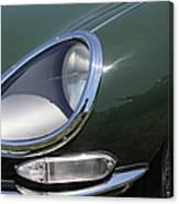 1961 Jaguar Xke Roadster 5d23322 Canvas Print