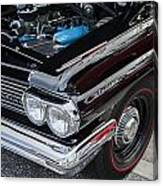 1961 Pontiac Catalina 421 Canvas Print