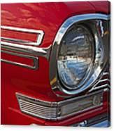 1962 Chevrolet Nova Canvas Print