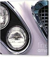 1962 Chrysler Newport Front End Canvas Print