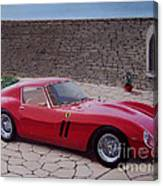 1962 Ferrari 250 Gto Canvas Print