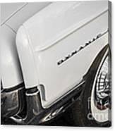 1962 Oldsmobile Dynamic 88 Canvas Print