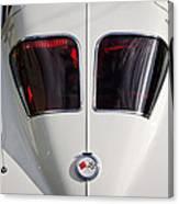 1963 Chevrolet Corvette Split Window -399c Canvas Print