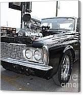 1963 Plymouth Modified Sedan Canvas Print