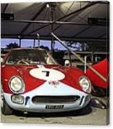 1964 Ferrari 250 Lm Canvas Print