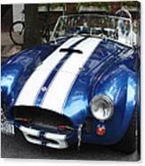 1965 Cobra Shelby Canvas Print