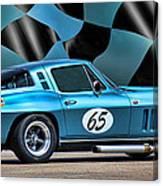 1965 Corvette Canvas Print
