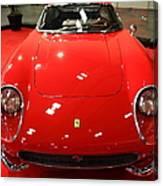 1965 Ferrari 275 Gtb 5d26606 Canvas Print