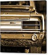 1965 Olds 442 Canvas Print