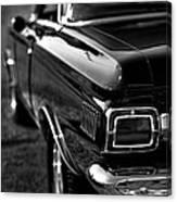 1965 Plymouth Satellite  Canvas Print