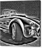 1965 Shelby Cobra - 3 Canvas Print